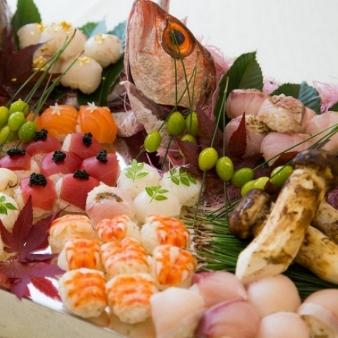 ラヴィール金沢:★限定★ゲストが喜んだ伝説演出復活!寿司ブッフェ×挙式体験