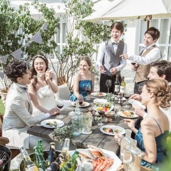 ラヴィール金沢:【パーティのみ利用OK】神社婚&リゾ婚の方のウエディング相談