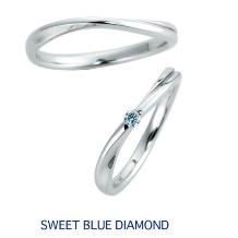 LUCIR-K BRIDAL●LUCIR-K GROUP_SWEET BLUE DIAMOND 『一億分の1の奇跡』