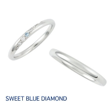 LUCIR-K BRIDAL●LUCIR-K GROUP_SWEET BLUE DIAMOND 『一億分の1の奇跡』