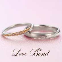 LUCIR-K BRIDAL●LUCIR-K GROUP_Love Bond ラブボンド Jubilee 【ジュビリー】 -記念日-