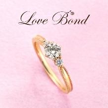 LUCIR-K BRIDAL●LUCIR-K GROUP_Love Bond ラブボンド Ribon【リボン】 -結ばれた二人の愛-