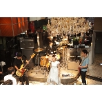 青山Plaisir(プレジール):各種楽器、機材、ご用意可能です!手ぶらで余興のバンド演奏ができちゃいます。