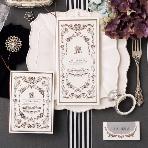 結婚式席次表・席札:手作り ウェディング ペーパーアイテム ココサブ●株式会社 麻田