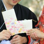 結婚式招待状:手作り ウェディング ペーパーアイテム ココサブ●株式会社 麻田