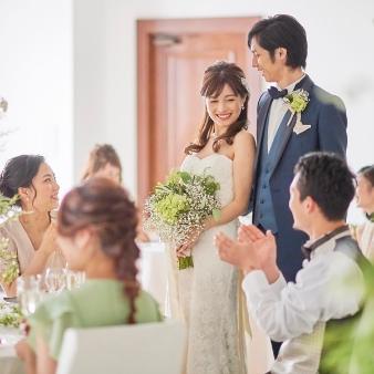 長濱迎賓館:【無料試食&5大特典付】少人数&家族Wedding相談会