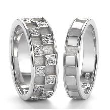 雅 -miyabi-_【ハーキュリーズ】幅広結婚指輪かっこいいデザイン LAPAGE【雅miyabi】