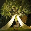 THE SALLY GARDEN (ザ サリィ ガーデン・旧マグリット ガーデン):【月・水限定】月明りのナイトガーデンデート&見学相談会
