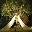 Magritte Garden (マグリット ガーデン):【月・水限定】月明りのナイトガーデンデート&見学相談会