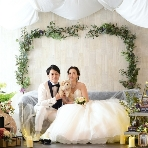 スタジオ撮影、前撮:RES WEDDING(リズ ウエディング)