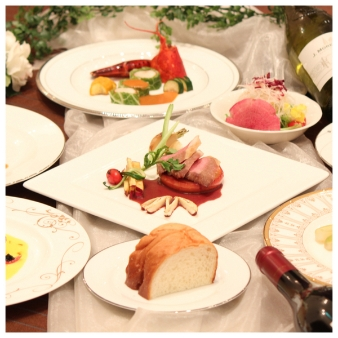 Queen's Marry(クイーンズマリー):【和食vs洋食】セレクトテイスティングフェア