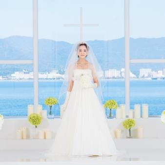 Queen's Marry(クイーンズマリー):【感動!】絶景×純白チャペル体感フェア