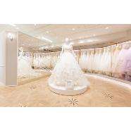 ドレス:JILLSTUART WEDDING