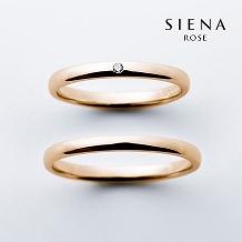 SIENA ROSE(シエナ ロゼ)_【叶えるシリーズ】ラウンド(細)-round-