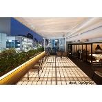 Cafe Cotton Club 高田馬場:3F特別感のある開放的なテラス