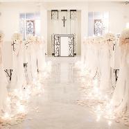L'Atelier de Fiona(ラトリエ ドゥ フィオナ):平日一番人気◎【純白のチャペル体験×試食券付き相談会】