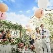 THE MARCUS SQUARE KOBE (ザ マーカススクエア 神戸):【フェア人気No1】緑と光のチャペル&ドレス体験◇牛フィレ試食