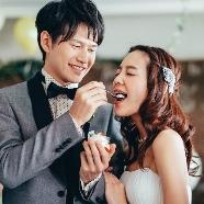 En WEDDING:【遠方在住カップル様】向け♪料理演出&試食付き