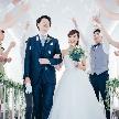En WEDDING:【9days】限定★打合せ1回でOK!遠方カップル向け試食付きフェア