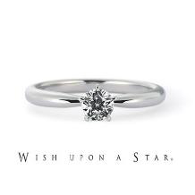 BIJOUX THREEC(ビジュースリーク)_Wish upon a star シリウス エンゲージリング