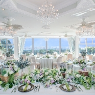 ホテル舞浜ユーラシア:試食付♪テーマパーク&ベイエリアを一望!リゾートウエディング