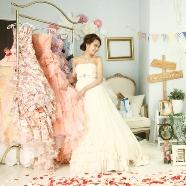 ドレス:大進創寫舘ウェディング DRESS ROOM●大進グループ