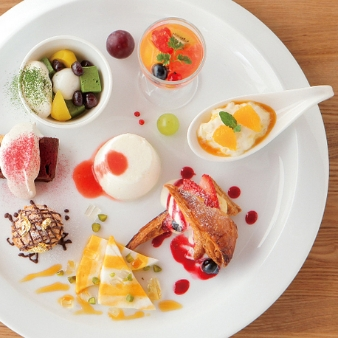 Accueillir 風彩の森迎賓館(アクイール かぜのもりげいひんかん):【イチオシ】本番直前会場見学×デザート試食付きBIGフェア