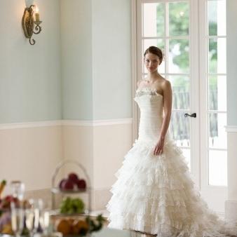 Accueillir 風彩の森迎賓館(アクイール かぜのもりげいひんかん):【幸運を手にした花嫁に贈る】人気上位デザイナーズドレス相談会