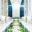 PLEIAS OTA(プレイアス太田):【先輩花嫁おすすめ】水と光のナチュラルチャペルで感動挙式体験