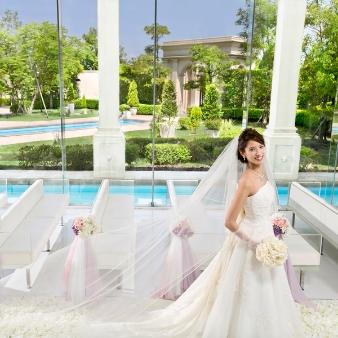 マリーゴールド迎賓館:【ドレス試着で憧れ花嫁★】360度可愛くなれるシンデレラフェア