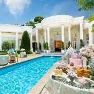 マリーゴールド迎賓館:<予約数1位>フレンチ試食&演出体験&2つの邸宅見学フェア♪