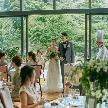 国際文化会館(インターナショナルハウス オブ ジャパン):【3組限定】豪華試食×新緑の貸切ガーデン*模擬体験フェア