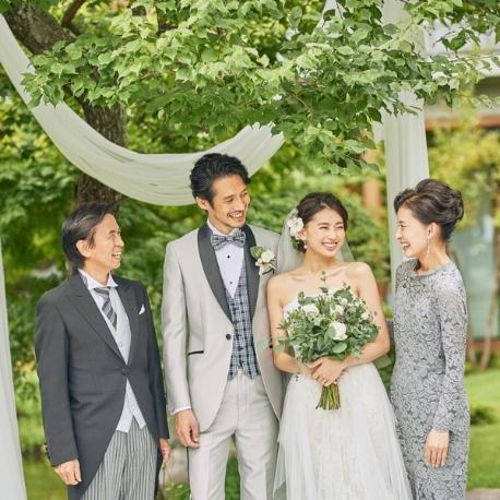 国際文化会館(International House of Japan):【お料理重視の家族婚をお考えの方】名勝庭園体験と試食付フェア