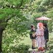 国際文化会館(インターナショナルハウス オブ ジャパン):【神前式*相談フェア】広大な名勝庭園で叶える寛ぎの貸切和婚