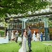 国際文化会館(International House of Japan):【大人&シンプルな庭園挙式が自慢】大人数も安心の大空間