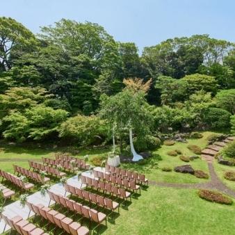国際文化会館(International House of Japan):【名建築で選べる挙式】2000坪庭園×4つの挙式×伝統レシピ