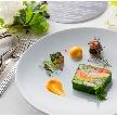 T'SUKI sur la mer(ツキ シュール ラ メール):【 星が輝くミシュラン料理 】テリーヌを味わう試食フェア