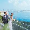 T'SUKI sur la mer(ツキ シュール ラ メール):【海外挙式後に】披露宴のみや1.5次会もOK!アフターパーティー