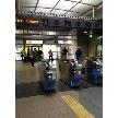 DEPARTURES【デパーチャーズ】:お台場海浜公園駅、改札を出まして右手(北口)へ