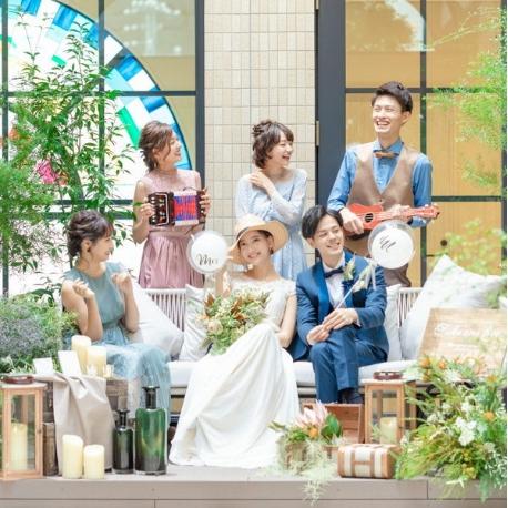 エミリア(Wedding Court EMILIA):【当館MAX特典付!】コスパ重視カップルさん向け相談会