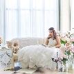 ルシェルアンジュ水戸 ウエディングシャトー:お子様と叶える★パパママ婚&マタニティ安心相談会フェア