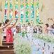 ルシェルアンジュ水戸 ウエディングシャトー:【ステンドグラスチャペルが圧巻!】会場見学&料理試食付