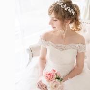 ドレス:ANNAN WEDDING