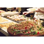 「PARK SIDE TABLES」(パークサイド タブレス):充実の前菜から、お料理がはじまります。