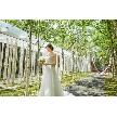 リゾート:軽井沢ニューアート ウェディング 風通る白樺と苔の森チャペル