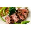 Alice aqua garden Tokyo 銀座:極上の牛フィレ肉のステーキで、舌鼓