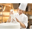 Alice aqua garden Tokyo 銀座:専属のパティシエが作る本格ウエディングケーキ