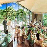 KOTOWA 京都 八坂(コトワ 京都 八坂):KOTOWAでしか叶わない◆緑に溢れた美食wedding×衣裳22万円特典