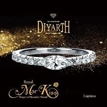 DIYARTH(ディヤース)の婚約指輪&結婚指輪