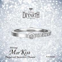 DIYARTHの婚約指輪&結婚指輪